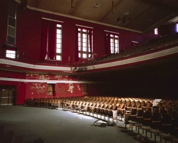 Booker T. Washington High School auditorium