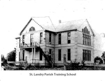 ST Landry Parish Training School