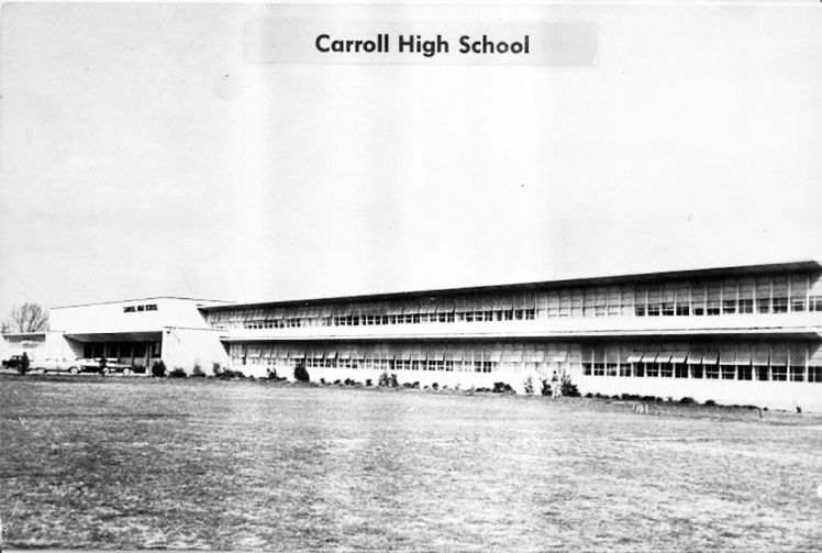 Carroll High School, Bulldog 1956-3