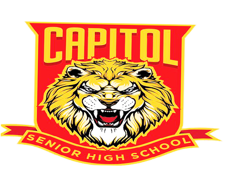 Capitol High Mascot- Lion