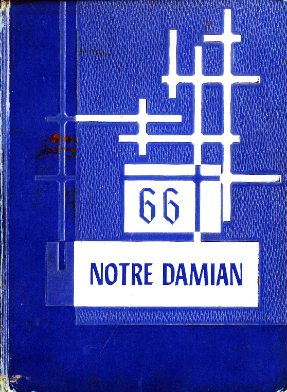 NOTRE DAMIAN 1966-1