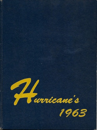 Yearbook Cover 1963