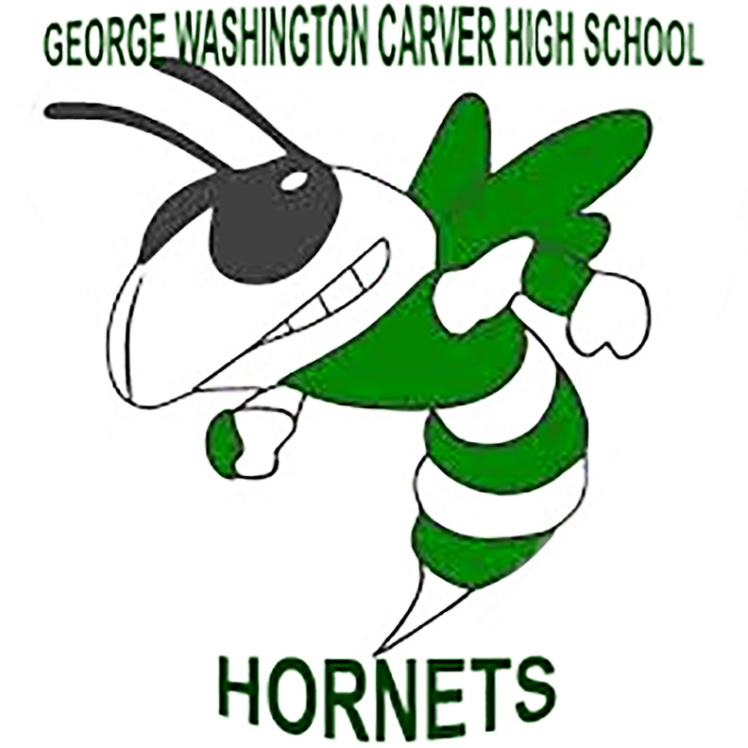 George Washington.Carver High mascot