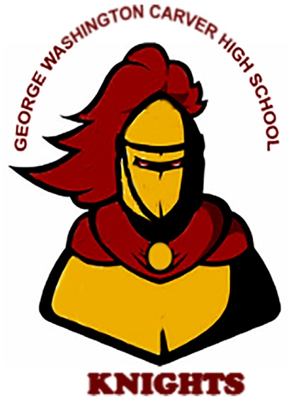 George Washington Knight mascot