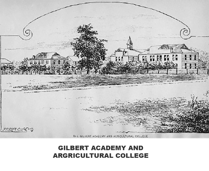 The Gilbert Academy and Agricultural College - NYPL Digital Col