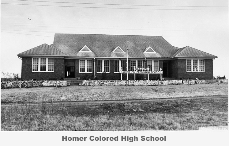 Homer Colored High School