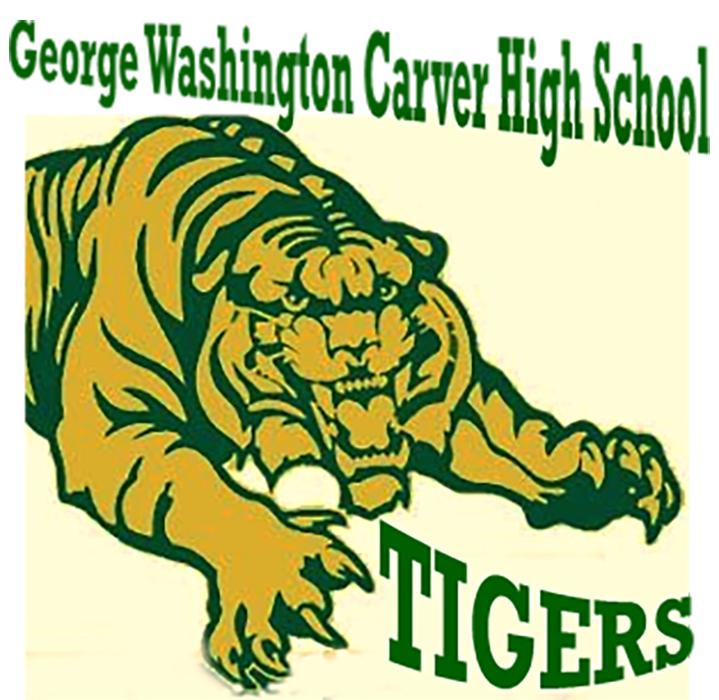 George Washington Carver high School Tigers