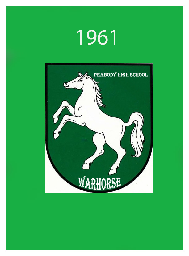 War Horse 1961 Year Book