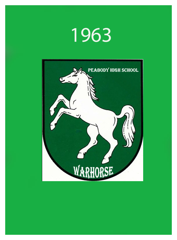War Horse 1963 Year Book